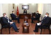Aydın Valisi Aksoy'dan Germencik ziyareti