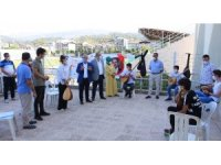 Salihli'de 'Değerli Zamanlar' projesi başladı