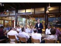AK Parti Aydın milletvekillerinden Kuyucak ziyareti