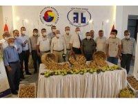 Aydın'da sezonun ilk kuru inciri Borsaya teslim edildi