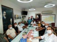 CHP Konyaaltı'nda 8 üye disiplin kuruluna sevk edildi