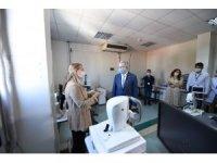 EÜ Göz Hastalıklarına 2,5 milyon TL'lik yatırım