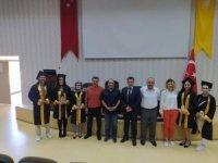 Spor Bilimleri Fakültesi'nde mezuniyet