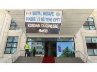 Diyarbakır'daki düğün salonu işletmecilerinin korsan düğün tepkisi