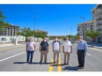 Malatya Büyükşehir yol çizgisine ağırlık verdi