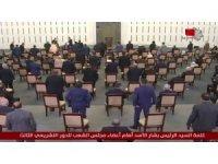 Esad'ın tansiyonu düştü, konuşması yarıda kaldı