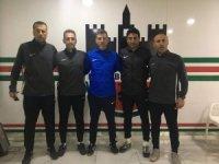 Diyarbekirspor'da Şenol Demir görevden ayrıldı