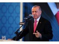 """Cumhurbaşkanı Erdoğan:""""Oruç Reis'e saldırmayın bedelini ağır ödersiniz dedik."""""""