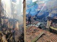 4'ü çocuk 5 kişinin hayatını kaybettiği yangının çıkış nedeni belirlendi.
