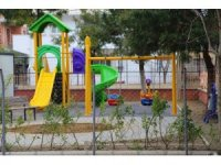 Menderes'te eğitim yuvalarına park