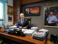 Milletvekili Yavuz'un AK Parti'nin 19. Kuruluş Yıldönümü mesajı