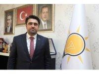 """AK Parti İl Başkanı Ercik: """"Tek vazifemiz halka hizmet"""""""