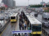 Toplu taşımada yüzde 1,8 artış