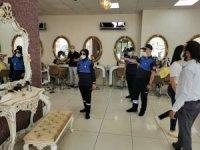 Kırıkkale'de korona virüs ile mücadele çalışmaları