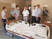 Toyotasa ve Pamukova hastaneleri hizmet için gün sayıyor