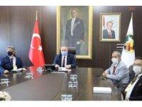 Zonguldak, Basın Vakfı üyesi gazetecileri ağırladı