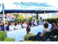 Başkan Örki'den Pamukkale'de 2 mahalleye müjdeli haberler