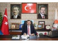 """Başkan Altınsoy, """"Milletin partisi AK Parti 19 yaşında"""""""