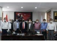 Başkan Şahin, Sosyal Demokrat İl Belediye Başkanları toplantısına katıldı