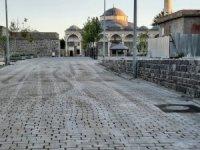 Diyarbakır'da tarihi camilerin çevresi yenileniyor