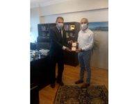 SP Van İl Başkanlığından Van Bitlis Hakkari Eczacılar Odasına ziyaret