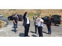Kaymakam Erdemir'den köy ziyaretleri