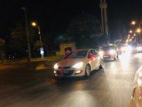 Diyarbakır'da korona virüs konvoyu