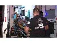 Pendik'te feci kaza: 1'i ağır 5 yaralı