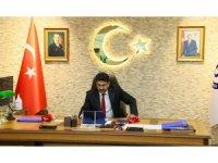 Sanal Fuarda Rektör Aldemir öğrencileri Aydın'a davet etti