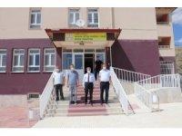 Yakup Sarı Sungurlu'da okulları inceledi