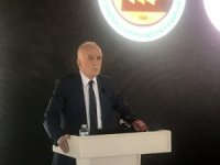 Vakıflar Genel Müdürü Burhan Ersoy Galata Kulesi'ndeki iddialar için açıklamada bulundu
