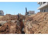 Kahta'da alt ve üst yapı çalışmaları sürüyor
