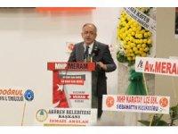 """MHP'li Mustafa Kalaycı: """"Cumhur İttifakı bugünün Kuvâ-yi Milliye"""""""