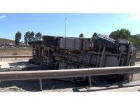 Şile yolunda feci kaza: 1 ölü