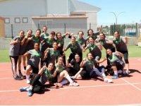 Sivas Belediyespor kadın hentbol takımı idmanlara başladı