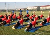 Bandırmaspor, Afyonkarahisar kampında hazırlıklarını sürdürüyor