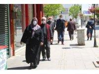 Kırıkkale'de 65 yaş üstünün sokağa çıkma saatleri sınırlandırıldı