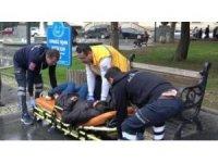 Anıt Park'ta içki içip sızan genç kadın arkadaşının evinde ölü bulundu