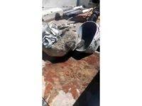 Kuyuya düşen köpek ölmek üzereyken kurtarıldı