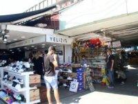 İBB'nin talebiyle, Beşiktaş İskelesi'ndeki dükkanlar tahliye ediliyor.