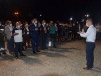 Marmara Depremi'nde hayatını kaybedenler, depremin merkezi Gölcük'te anıldı