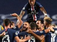 PSG ilk kez UEFA Şampiyonlar Ligi finalinde