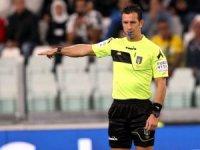 İtalya Futbol Federasyonu'ndan Daniele Doveri yönetecek.