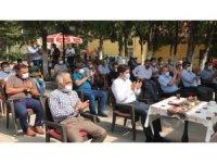 AK Parti'nin rekor kırdığı ilçede, Erdoğan'ın müjdesi heyecanla karşılandı