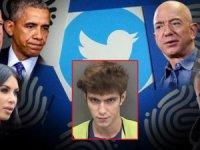 Twitter'da ünlülerin hesaplarını ele geçiren ekip 100 bin dolar para topladı.