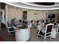 Başkan Kavuş, Bilim Kurdu Projesinin TÜBİTAK ve Teknofest finalistlerini kabul etti
