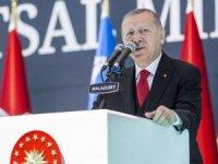 """Cumhurbaşkanı Erdoğan: """"Yaparız diyorsak yaparız ve bedelini de öderiz"""""""