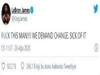 """""""S.ktir git adamım. Bıktık artık. Değişim istiyorum"""" twiti, Bir milyon beğeni aldı."""