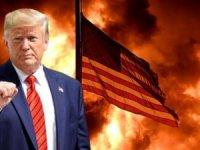 """Trump, """"Amerikan sokaklarındaki yağmayı, kundaklamaları, şiddeti ve hukuksuzluğu desteklemeyeceğiz"""""""