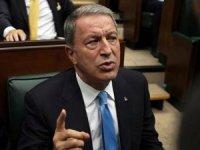 Milli Savunma Bakanı Akar'dan Gündeme Dair Açıklamalar